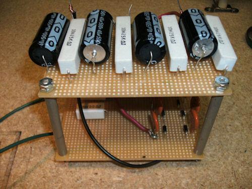 Power Supply 30 Meter Amp